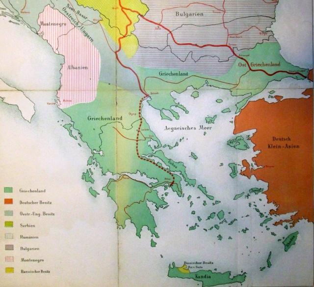 Οι Γερμανοί στα Βαλκάνια