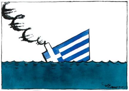 Αποτέλεσμα εικόνας για Η ελληνική χρεοκοπία