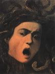 Μέδουσα Caravaggio 17ος αι.