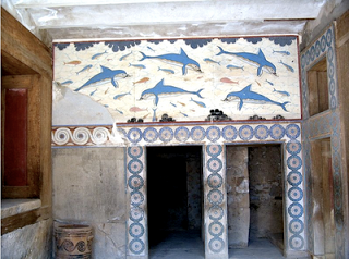 ancient-greek dolphins