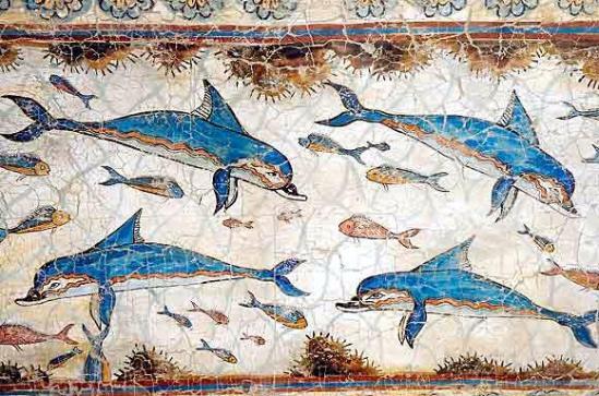 KnossosDolphins