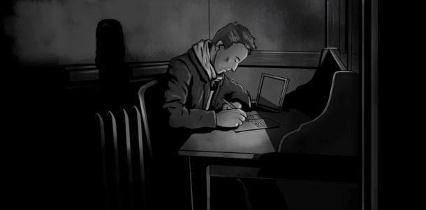 paul-dienach-writing-illustration