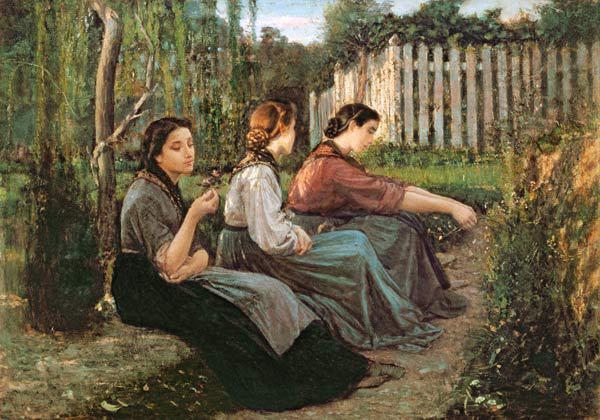 Αποτέλεσμα εικόνας για Οι τρεις γυναίκες και η Ευτυχία.