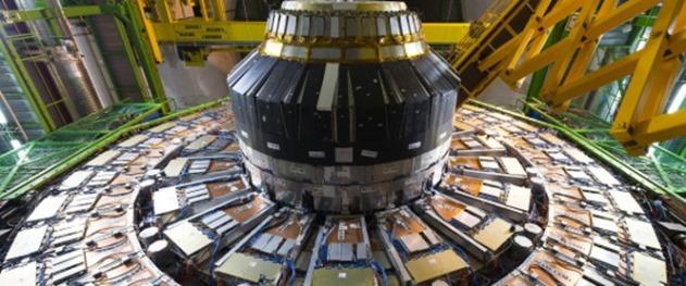 PHYSICS-CERN