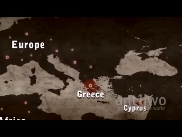 Νέος περίεργος χάρτης: Μισή Ελλάδα χωρίς Κρήτη!